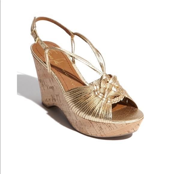 1e21f9e80b37be Franco Sarto Shoes - Franco Sarto BLACK Artist s Collection Felix Wedge